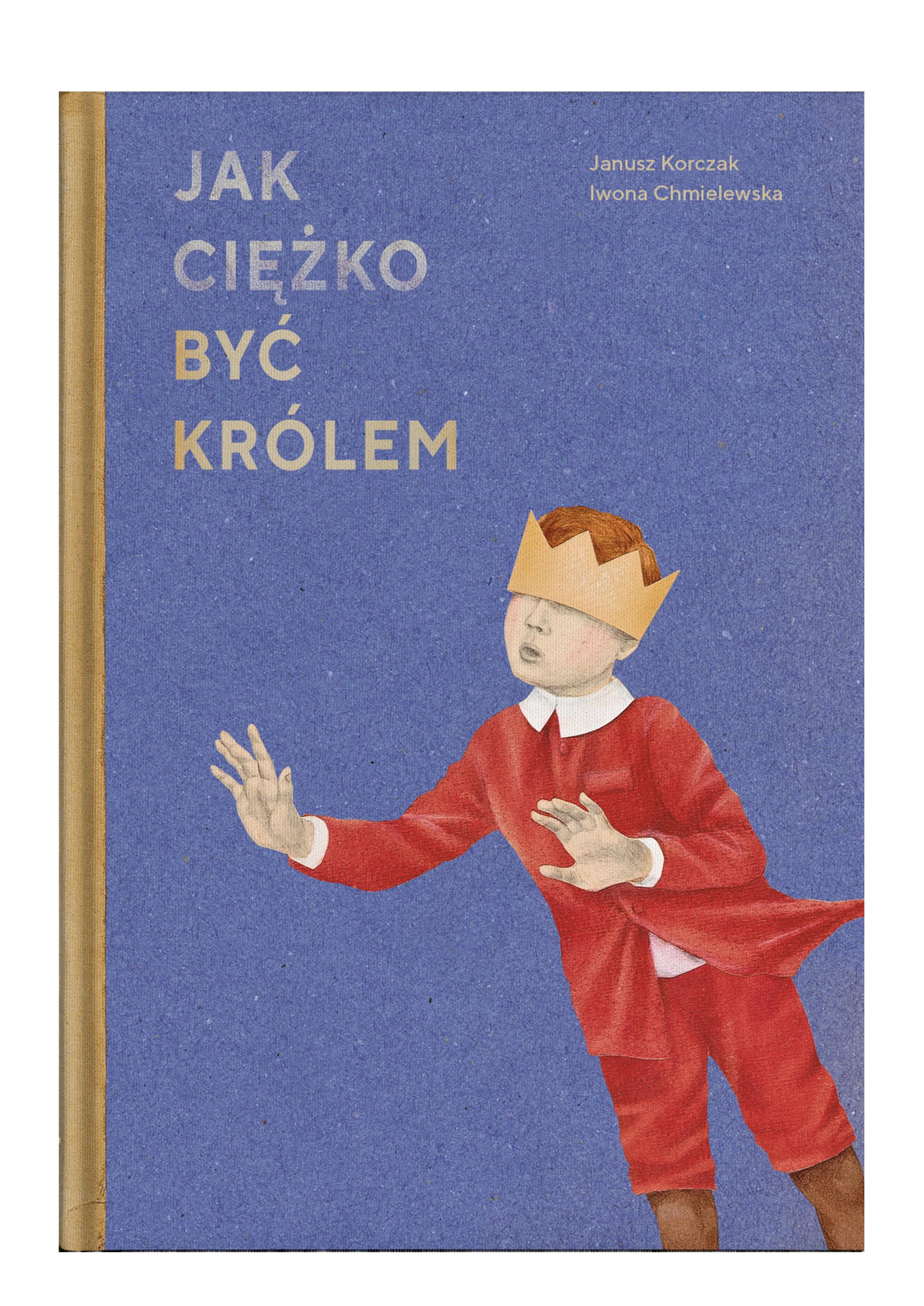 Okładka Janusz Korczak, Iwona Chmielewska