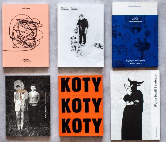 pakiet poezja składa się sześć znakomitych książek poetyckich