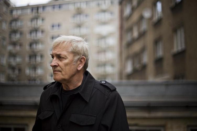 Bohdan Zadura, fot. Krzysztof Dubiel