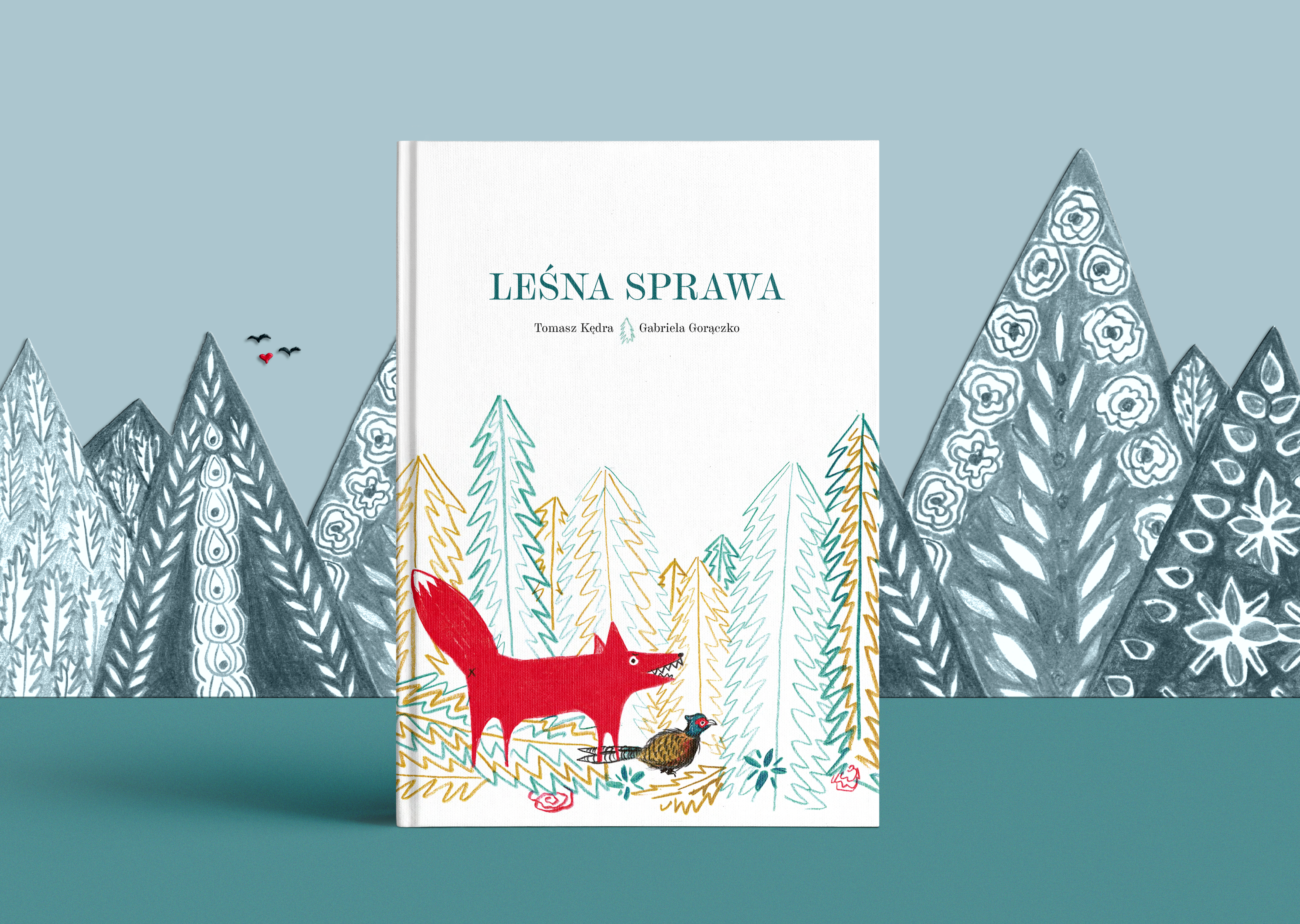 Leśna sprawa książka Tomasza Kędry i Gabrieli Gorączko