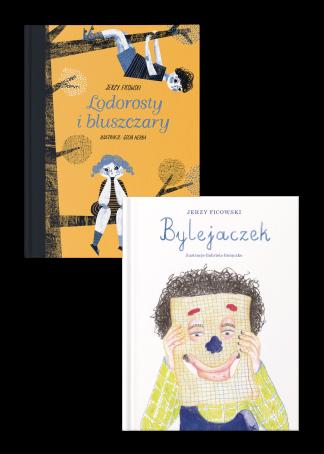 Pakiet Ficowski: Bylejaczek i Lodorosty i bluszczary