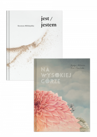 Tytuł: Pakiet Miłobędzka, Krystyna Miłobędzka, jest / jestem i Na wysokiej górze, Wydawnictwo Wolno
